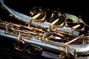 closeup of an instrument