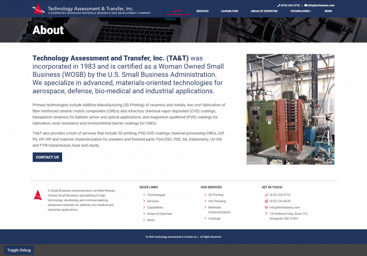 Techassess about