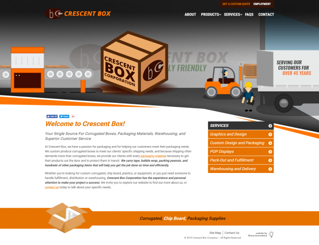 Crescentbox
