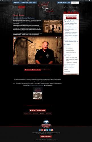 Gettysburgbattlefieldtours ghost tours