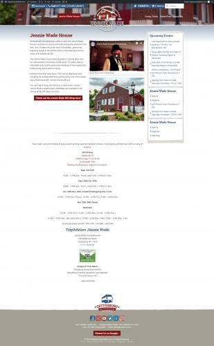 Gettysburgbattlefieldtours jennie wade house