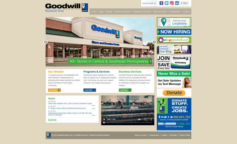 Yourgoodwill org