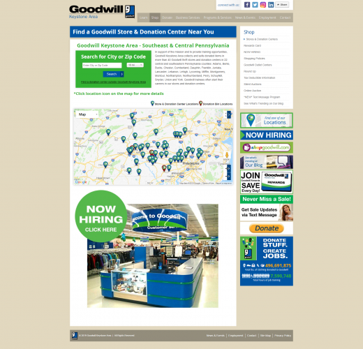 Yourgoodwill org shop stores donation centers