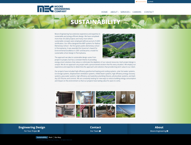 Mooreengineering sustainability
