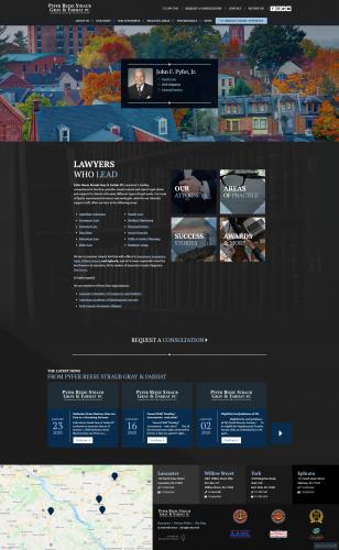 Pyferreese.com Home Page