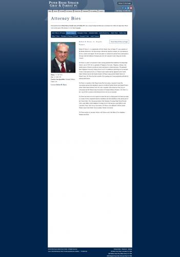 Pyferreese attorney bios php
