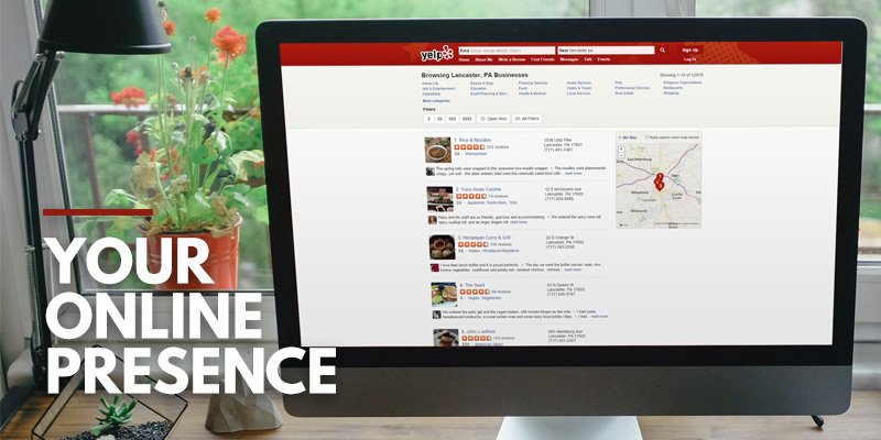 4 Simple Ways to Enhance Your Online Presence - Header