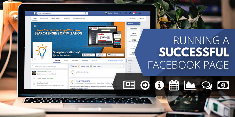How to Run a Successful Facebook Page For Your Business | Header