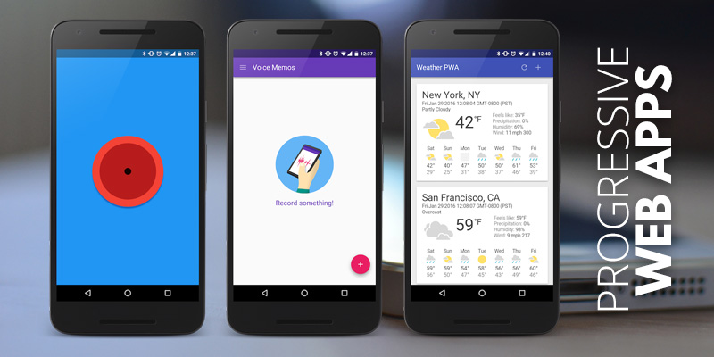 Progressive Web Apps: A Great Mobile App Alternative | Sharp