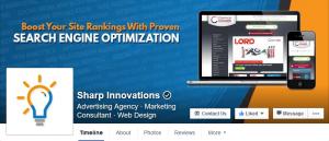 Sharp Innovations Facebook Header