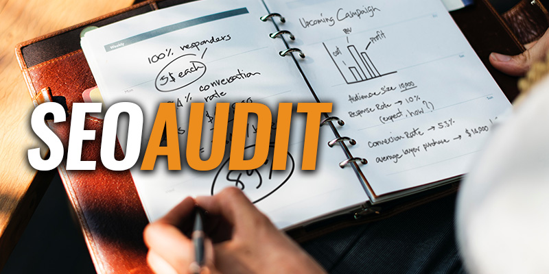 It's Time for Your SEO Audit | Header
