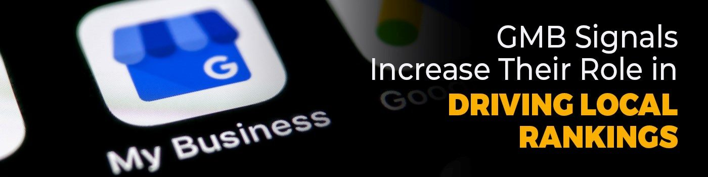 Google My Business Signals