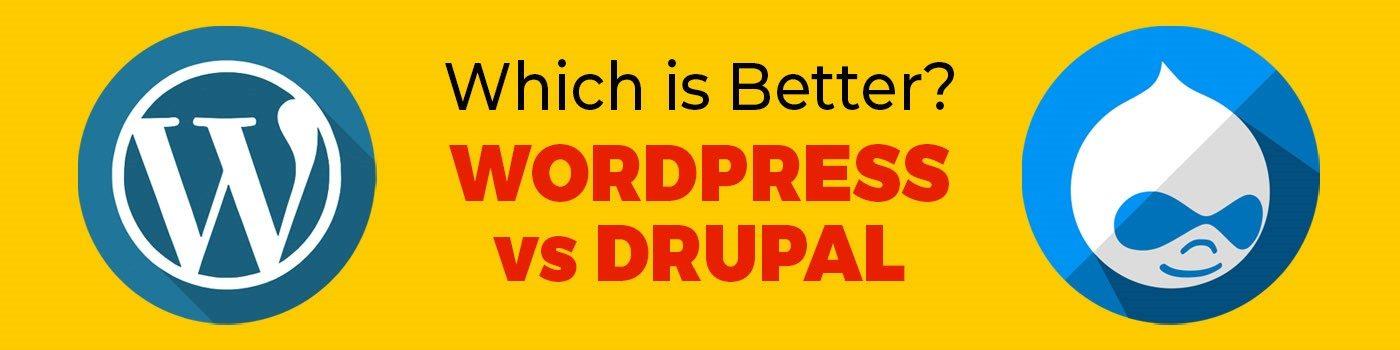 wordpress or drupal head
